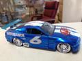 2005 Mustang blue (#6 AAA Insurance) 1/24