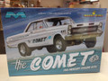 "1223 Arnie ""The Farmer"" Beswick's"" the Comet 1965 Mercury Cyclone A/FX"