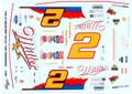 289 #2 Miller 1996 late season Rusty Wallace