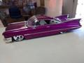 59 Cadillac Deville 1/24