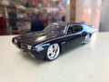 1969 Pontiac GTO Judge 1/24 black