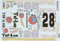 #28 Tuf-Lon Bobby Allison 1981