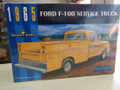 1235 1965 Ford F-100 Service Truck