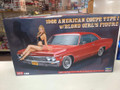 52202 1966 American Coupe Type 1/w Blond Girl's Figure