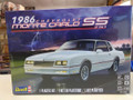 4496 1986 Chevrolet Monte Carlo SS