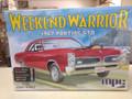 918M Weekend Warrior 1967 Pontiac GTO