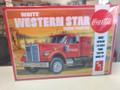 1160 Coca-Cola White Western Star Truck Tractor