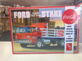 1147 Coca-Cola Ford C-600 Tilt Cab Stake Truck
