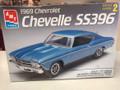 6202 1969 Chevrolet Chevelle SS396