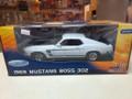 1969 Mustang Boss 302 1/18 white