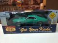 1970 Mustang Mac 1 1/18 green