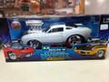 66 Mustang 1/18 white