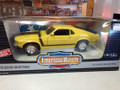 1970 Boss Mustang 1/18 yellow