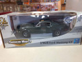 1968 Ford Mustang GT 1/18 dark green