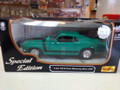 1970 Ford Mustang Boss 302 1/24 green