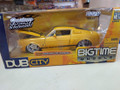 1967 Shelby GT-500KR 1/24 yellow