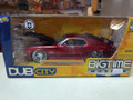 1970 Ford Mustang Boss 429 1/24 red