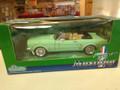 Mustang Convertible 1/24 green