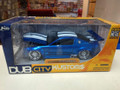 Mustang GT-R Concept 1/24 blue