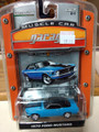1970 Ford Mustang 1/64 blue/black