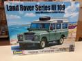 4498 Land Rover Series III 109 Long Wheelbase Station Wagon