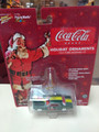 1965 Ford Mustang GT  Coca Cola Holiday Ornaments 1/64