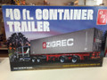 1196 40ft Container Trailer