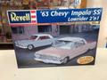 2176 '63 Chevy Impala SS Lowrider 2'n1