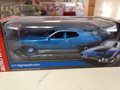 1971 Plymouth GTX 1/18 blue