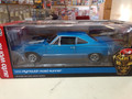 1968 Plymouth Road Runner 1/18 blue