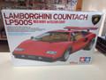 25419 Lamborghini Countach LP500S red body w/clear coat