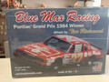 BMGP1984W Blue Max Racing Pontiac Grand Prix 1984 Winner driven by Tim Richmond
