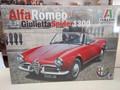 3653 Alfa Romeo Giulietta Spider 1300