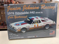 JJ01978B Junior Johnson Racing 1978 Oldsmobile 442 drive by Cale Yarborough