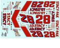 332 #28 J.D.Stacy 1982 Benny Parsons