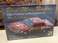 BMLM1983P Blue Max Racing 1983 Pontiac Lemans driven by Tim Richmond