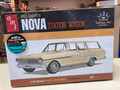 1202 1963 Chevy II Nova Station Wagon