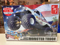 1252 USA-1 Chevy Silverado Monster Truck
