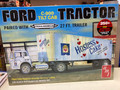 1221 Ford C-900 Tilt Cab Paired with Trailmobile 27 Ft. Trailer