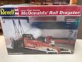 7354 Larry Minor Racing McDonald's Rail Dragster