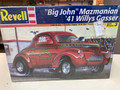 "2350 ""Big John"" Mazmanian '41 Willys Gasser"