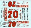 337 #70 Macks Stores 1982 JD McDuffie