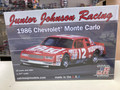 JJMC1986NB Junior Johnson Racing 1986 Chevrolet Monte Carlo