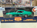 1973 Ford Mustang 1/18 green