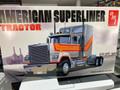 1235 American Superliner Tractor