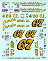 344 #67 Buddy Arrington Charger