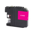 Brother LC103M, LC101M High Yield Magenta Inkjet Cartridge LC-103M, LC-101M  DCP-J152W, , MFC-J4410DW,  MFC-J470DW, MFC-J4710DW, MFC-J475DW, MFC-J650DW, MFC-J6520DW, MFC-J6720DW, MFC-J6920DW, MFC-J870DW, MFC-J875DW.