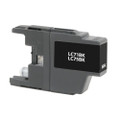"Brother LC75BK Black Inkjet Cartridge ""LC-75BK Black Inkjet Cartridge compatible with the Brother MFC-J6510, MFC-J6710, MFC-J6910. The use of compatible supplies does not void your printer warranty."""