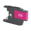 "Brother LC75M Magenta Inkjet Cartridge ""LC-75M Magenta Inkjet Cartridge compatible with the Brother MFC-J6510, MFC-J6710, MFC-J6910. The use of compatible supplies does not void your printer warranty."""