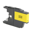 "Brother LC75Y Yellow Inkjet Cartridge ""LC-75Y Yellow Inkjet Cartridge compatible with the Brother MFC-J6510, MFC-J6710, MFC-J6910. The use of compatible supplies does not void your printer warranty."""